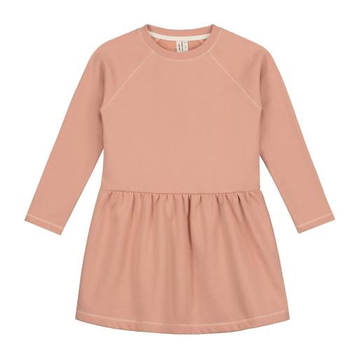 Gray Label - Sweatshirt Dress, rustic clay