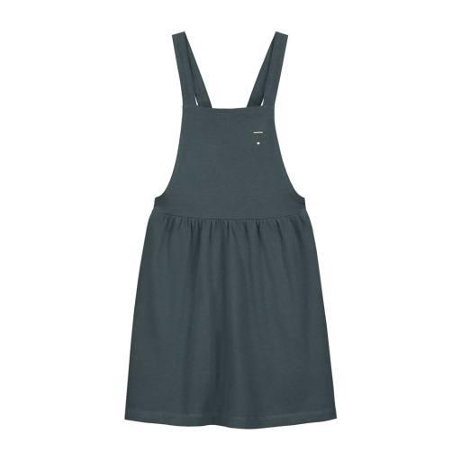 Gray Label - Pinafore Dress, blue grey