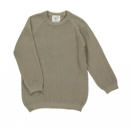 """Gro Company - Strickpullover """"Eric"""", root"""