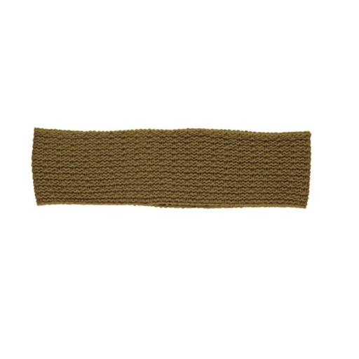 "Gro Company -Strick-Loop-Schal ""Pernille Neck Warmer"", pine brown"