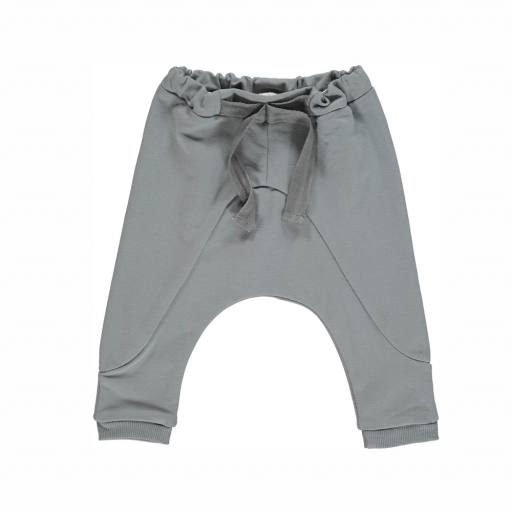 "Gro Company - Hose ""Wilde Best Pant"", grey blue"