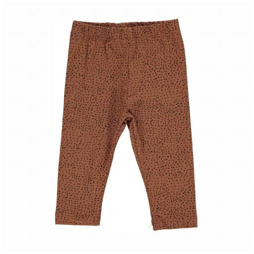 "Gro Company - Baby-Leggings ""Malak"", cinnamon"