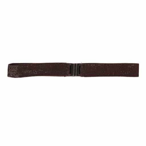 "Gro Company - Gürtel ""Glam Belt"", brown metallic"