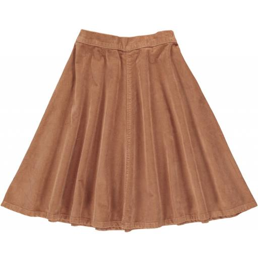 "Gro Company - Rock ""Greta Long Skirt"", rose"