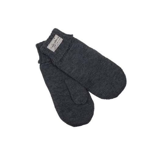 "I dig denim - Fäustlinge ""Morris Gloves"" grey melange"