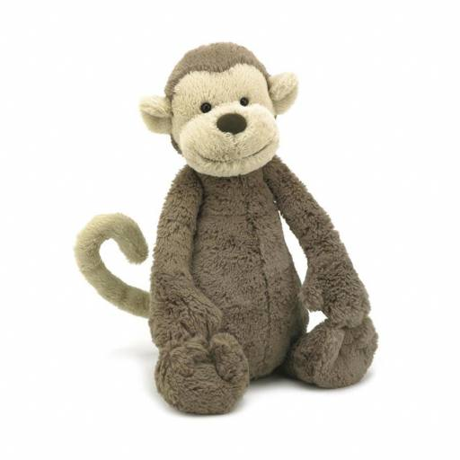 "Jellycat - Kuscheltier ""Bashful Monkey large"""