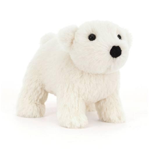 "Jellycat - Kuscheltier ""Diddle Polar Bear"", 12 cm"