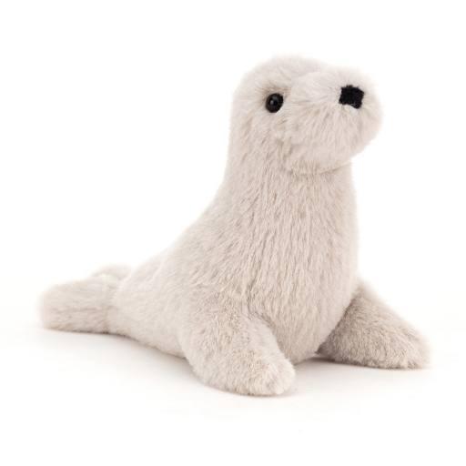 "Jellycat - Kuscheltier ""Diddle Seal"", 11 cm"