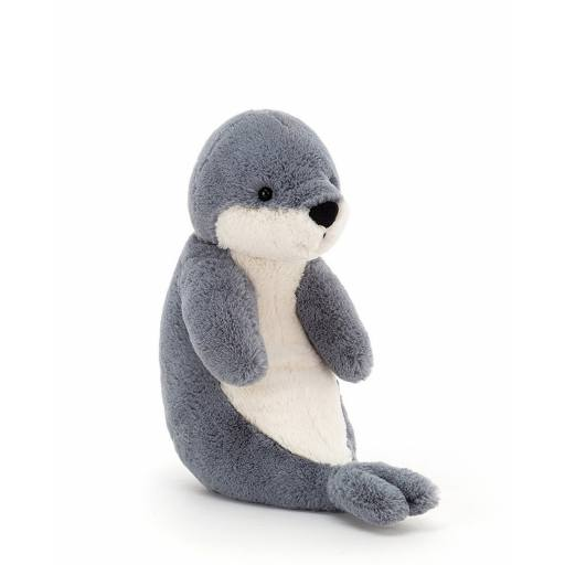 "Jellycat - Kuscheltier ""Seal Medium"", 22 cm"