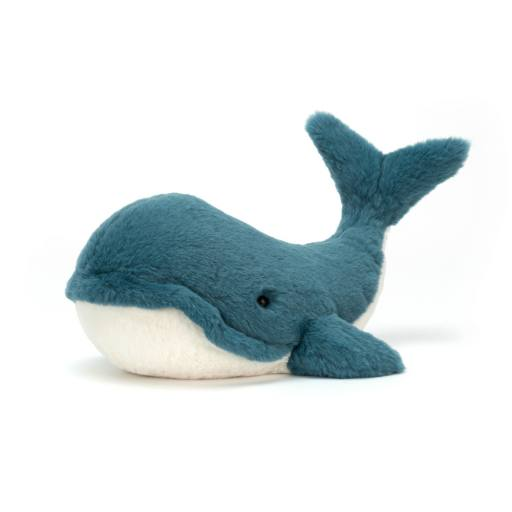 "Kuscheltier ""Wally Whale Large"", 44 cm"