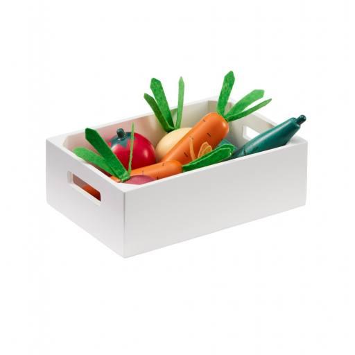 Kids Concept - Gemüsekiste, gemischt