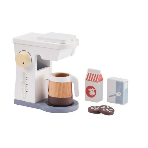Kids Concept - Kaffemaschine mit Zubehör