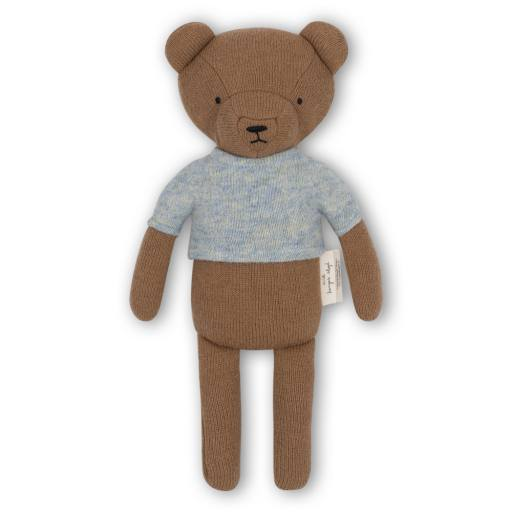 "Konges Sløjd - Teddy-Puppe ""Theodor-the teddy"", multi"