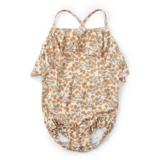 Konges Sløjd - Manuca-Swimsuit, orangery beige