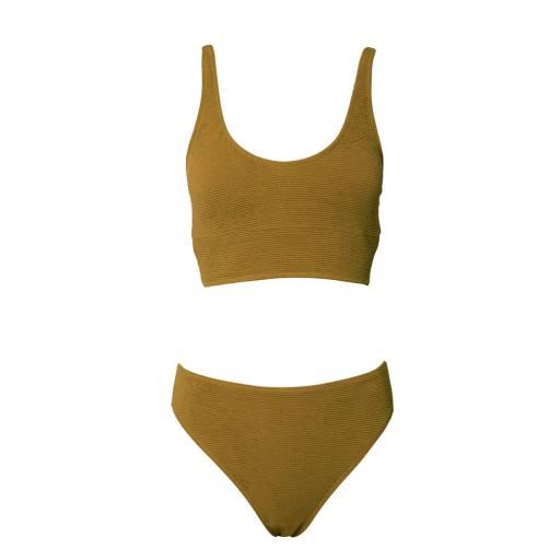 Konges Sløjd - Bikini ''Marigold Mommy'', breen