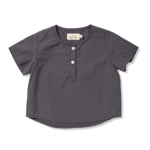 Konges Sløjd - Shirt ''Verbana'', blue shades