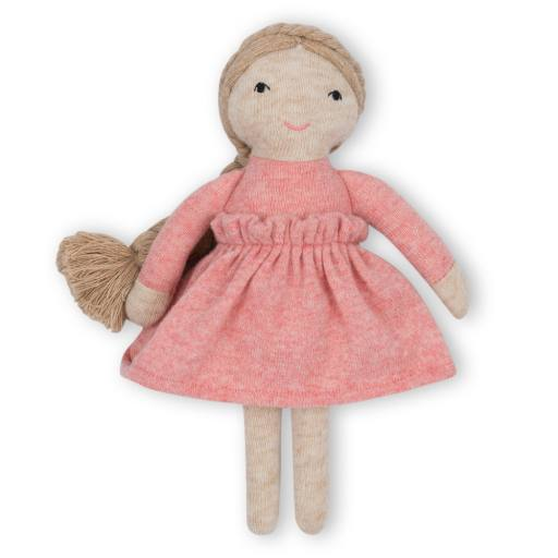 """Konges Sløjd - Puppe """"Ingrid-the doll"""", multi"""