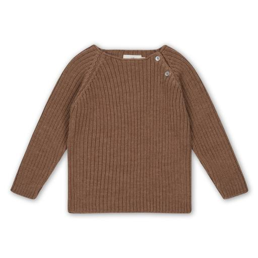 "Strickshirt ""Toma Knit Blouse"", almond"