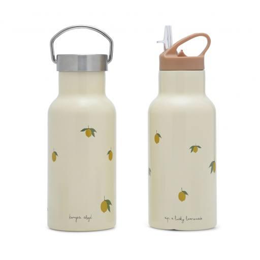 "Konges Sløjd  - Trinkflasche ""Thermo Bottle"" lemon"