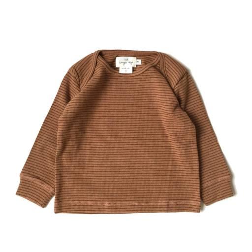 """Konges Sløjd - Shirt """"Kaya"""" mocca/beige"""