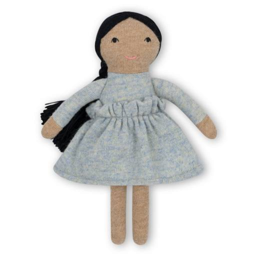 "Konges Sløjd - Puppe ""Rosa-the doll"", multi"
