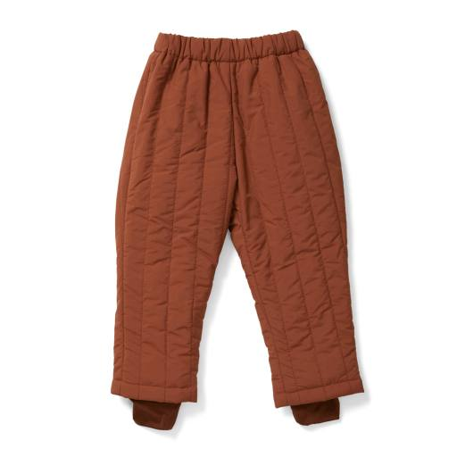 Konges Sløjd - Thermohose ''Storm'', peacon brown