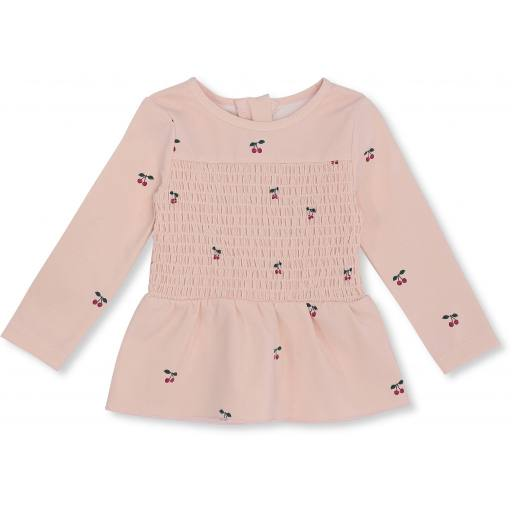 Konges Sløjd - Girl UV-Shirt, cherry blush