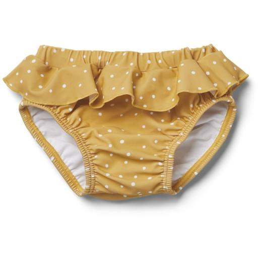 Liewood - Baby Girl UV Swim Pants Elise, confetti yellow mellow