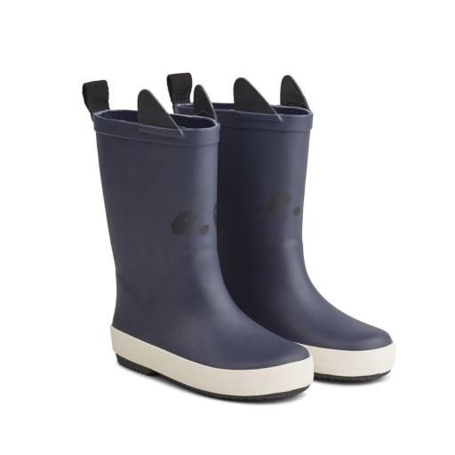 """Liewood - Gummistiefel """"River Rain Boot"""", navy creme de la creme mix"""
