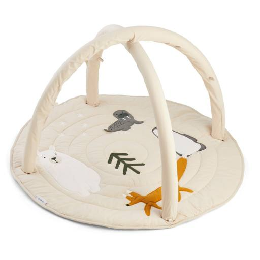 "Liewood - Spielmatte ""Neel activity play mat"", arctic mix"