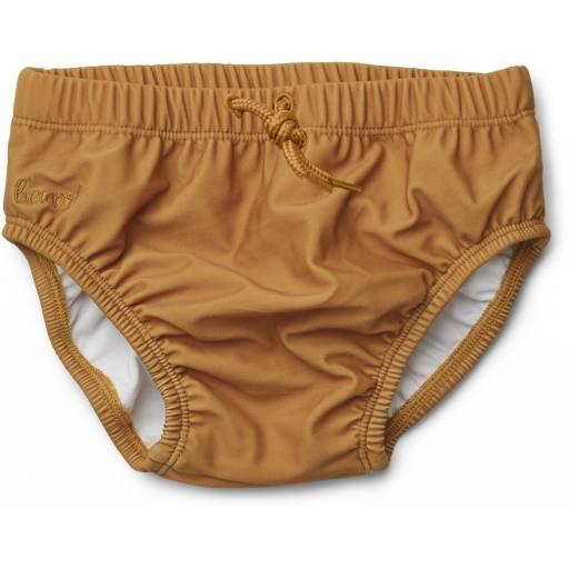 Liewood - Lucas Baby Boy Swim Pants,, mustard