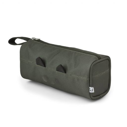 "Liewood - Federtasche ""Fiona Pencil Case"", panda hunter green"