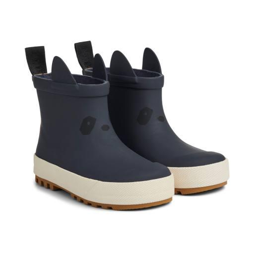 "Liewood - Gummistiefel ""Tekla Rain Boot'', panda navy mix"