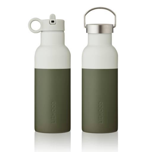 "Liewood -Trinkflasche ""Neo Water Bottle"", hunter green/ dove blue mix"