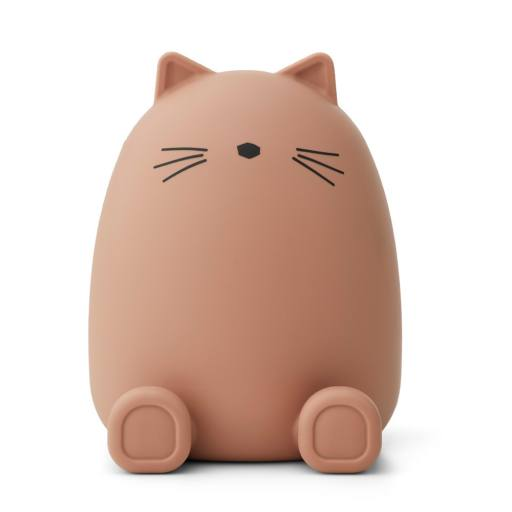 "Liewood - Spardose ""Palma Money Bank"", cat dark rose"
