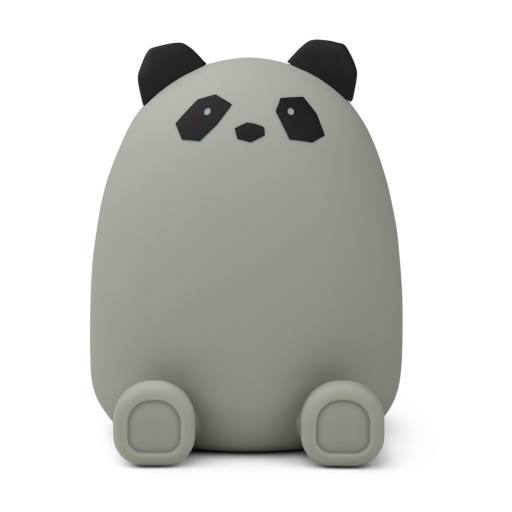 "Liewood - Spardose ""Palma Money Bank"", panda dove blue"