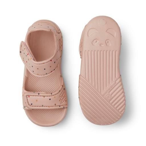 "Liewood - Sandalen ''Blumer Sandals"", confetti mix"