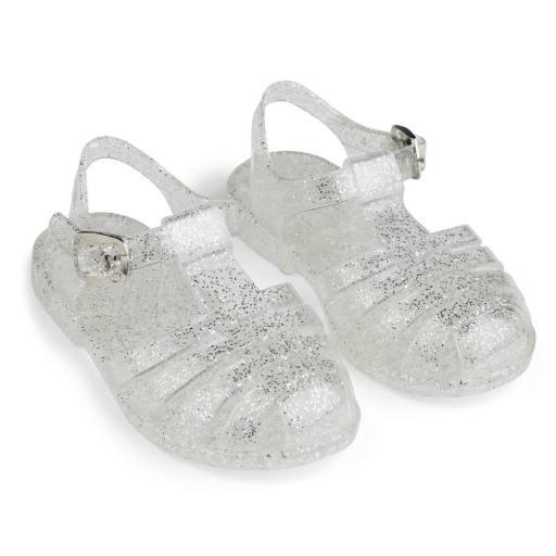 Liewood - Sandalen ''Bre Sandals'', glitter peach