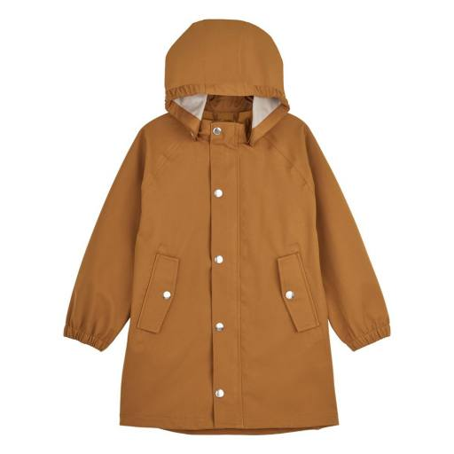 "Liewood - Regenjacke ""Spencer Long Rain Coat"", mustard"