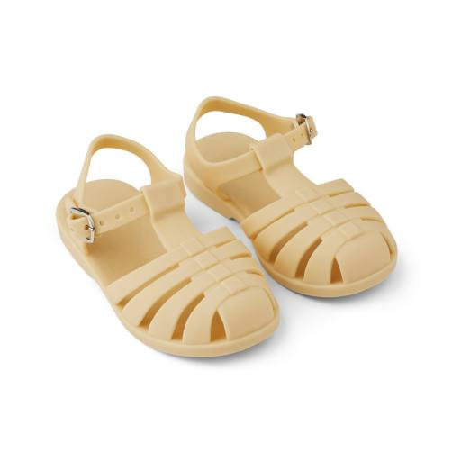Liewood - Sandalen ''Bre Sandals'', wheat yellow