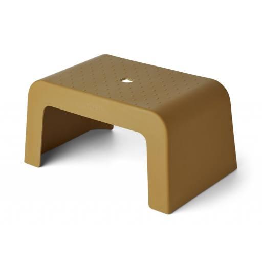 "Liewood-Tritthocker ""Ulla step stool"", olive green"