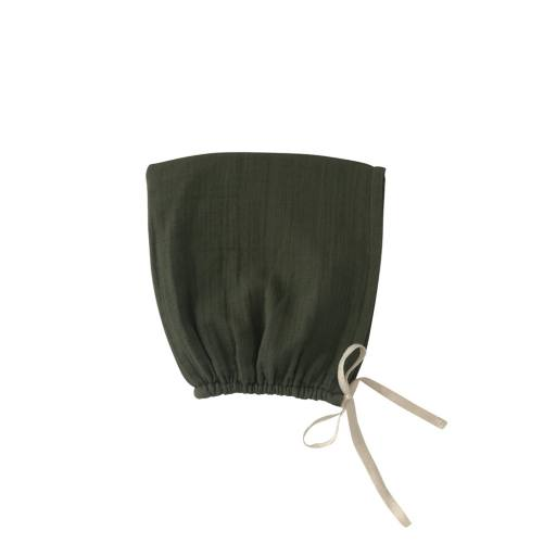 "Liilu - Bonnet ""Pixi"", pine green"
