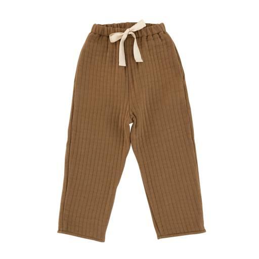 """Liilu -Hose """"Quilted Pants"""", camel"""
