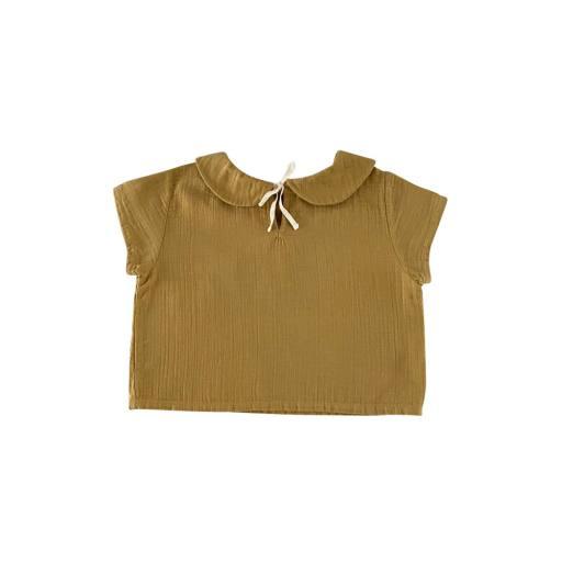 Liilu - Women Bluse ''Lara'', pistachio