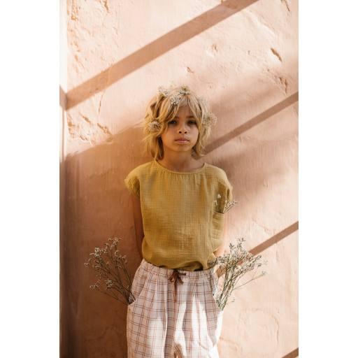 """Liilu - Shirt """"Pocket Shirt"""", pistachio"""