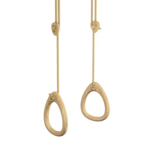 Lillagunga - Ringe Oak - beige Seile