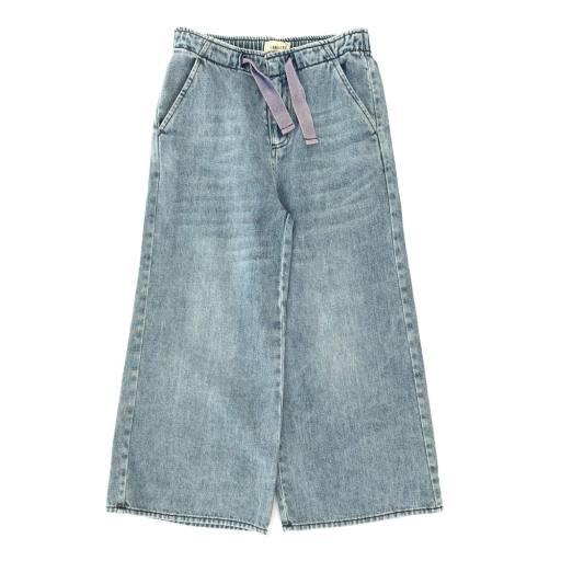 """Long live the Queen - Jeans """"Denim Pants"""", denim"""