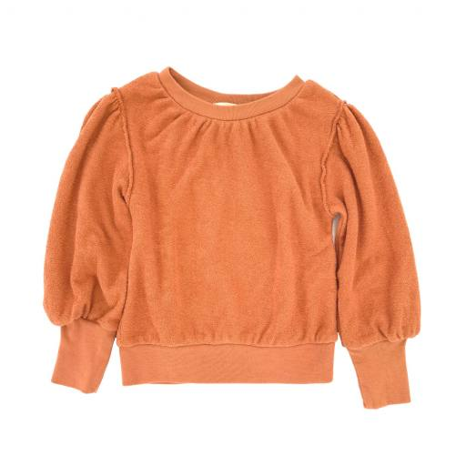 Long live the Queen - Puffed Sweater, fazant