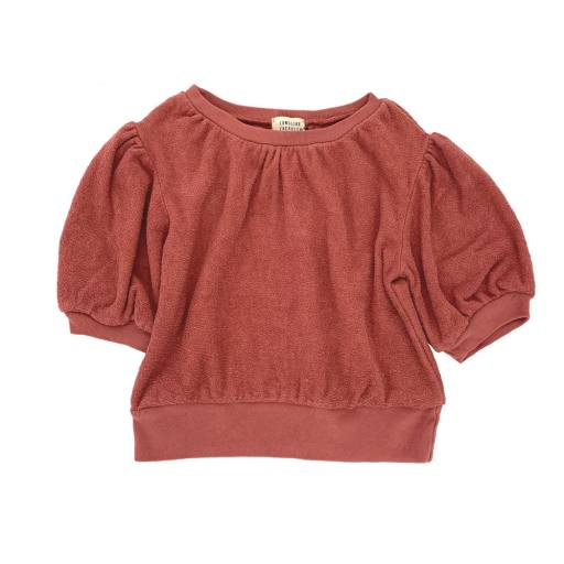 """Long live the Queen - Pullover """"Short Sleeved Sweater"""", canyon"""