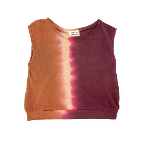 """Long live the Queen - Tanktop """"Sleeveless Tee"""", canyon tie and dye"""